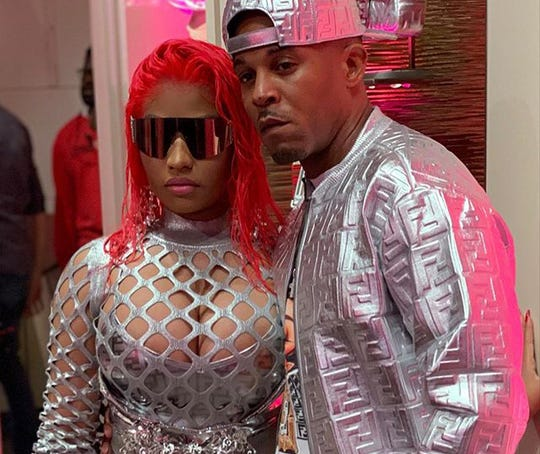 Nicki Minaj – who has dated Kenneth Petty for about a year – seems to confirm her marriage with a video on Instagram on Monday