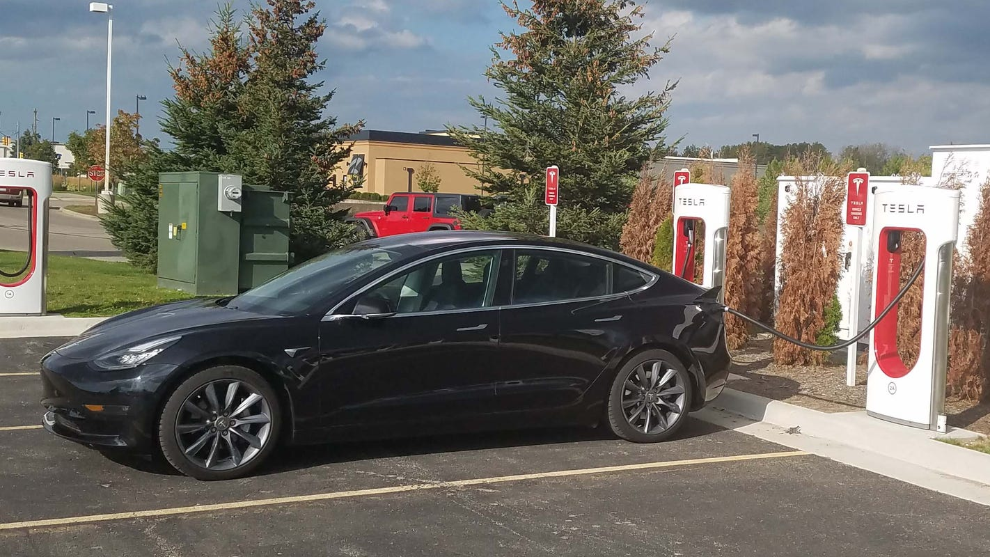 Payne: Tesla road trips and the challenge of EV ownership