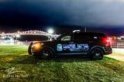 Port Huron Police vehicle