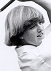 Mary Anne (Widman) Levins during her amateur career.