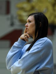 Andrea Allford steps down from Memorial volleyball after four seasons