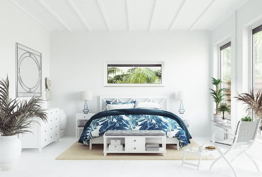 Coastal chic styles all have a few things in common: a color palette that draws on the sun, sand and surf; natural materials, fabrics and finishes; and as much natural light as possible.