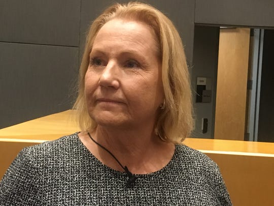Lois Welsh, a 23-year resident of Cape Coral, was voted on to the city council to fill a vacancy on the council Monday night.  Welsh had four of seven votes for the post on the first ballot.