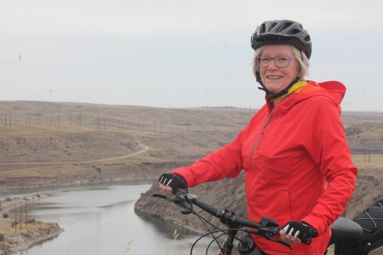 Bev Lee nearly abandoned cycling all together until she began riding an e-bike