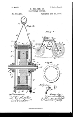 The concept of an electric bicycle dates back to the 19th century.