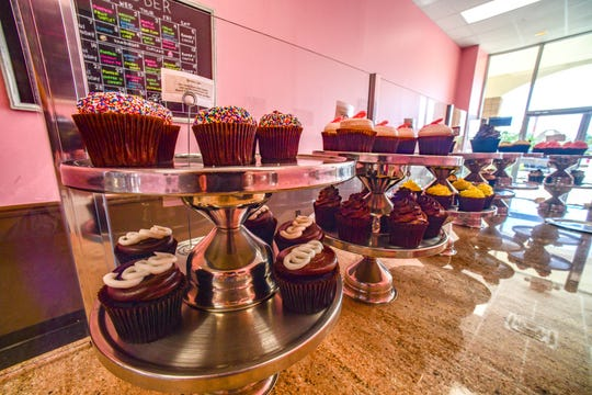 Smallcakes in Hattiesburg offers 13 flavors daily for purchase.
