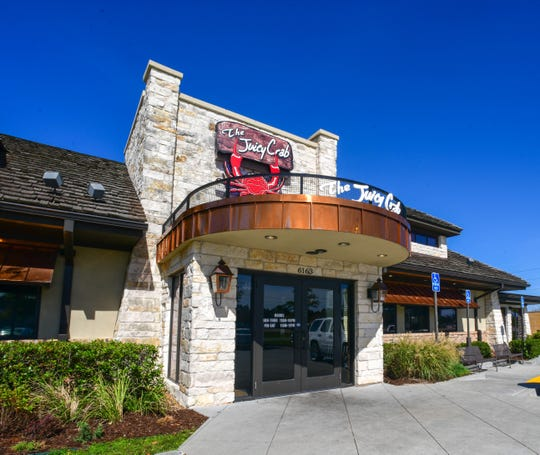 The Juicy Crab opened up in September 2019 off Highway 98.