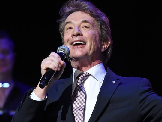 "Martin Short was a ""Saturday Night Live"" cast member in the mid-1980s."