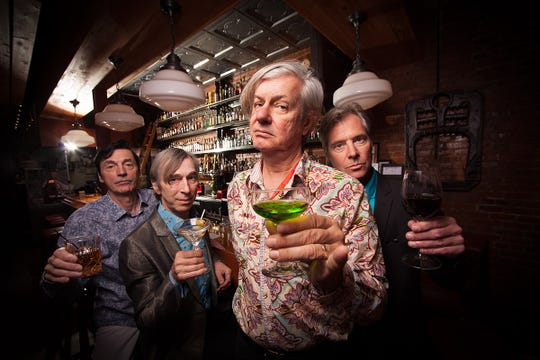 The Fleshtones.