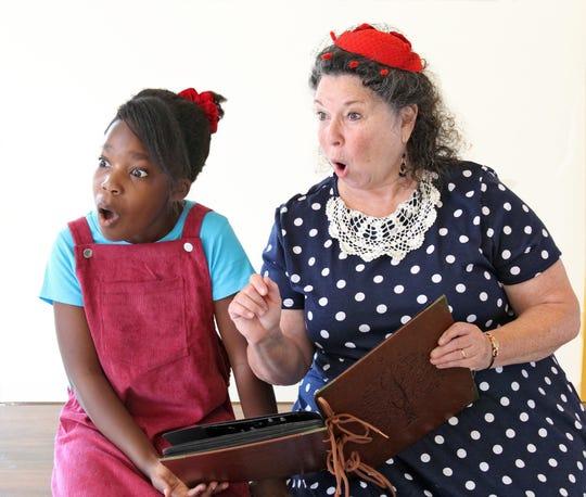 'Aunt Mae' premieres at the Kitchen Theatre.