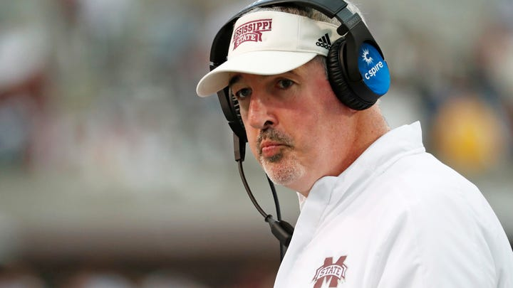 'He's not leaving': What Mississippi State players said about Joe Moorhead, Rutgers rumors