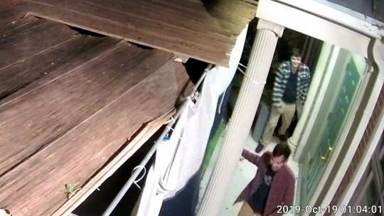 Michigan State Hillel was vandalized over the weekend by two men. The men destroyed the Sukkah built to celebrate Jewish holiday Sukkot.