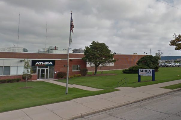 Athea Laboratories Inc. is adding new equipment and jobs to its north side operations.