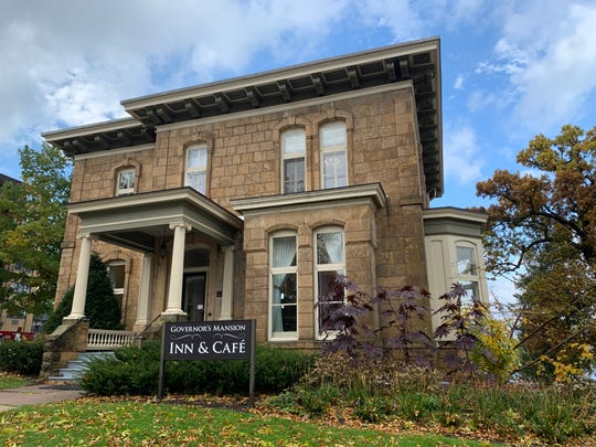 Wisconsin governors lived in this mansion on a bluff overlooking Lake Mendota from 1885 to 1950. After extensive remodeling, it opened as the Governor's Mansion Inn in 2019.