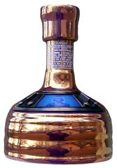 Samuel Adams releases its special 28% ABV Utopias beer every two years. The decanter will be the same as the 2017 version.