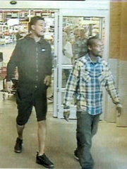 Murfreesboro police are looking for these two men who are believed to be connected to a multistate jewelry heist.