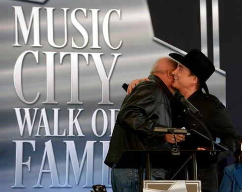 Clint Black, Lady Antebellum join Music City Walk of Fame
