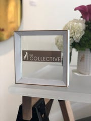 The logo for The Collective, designed by Haley Levy.