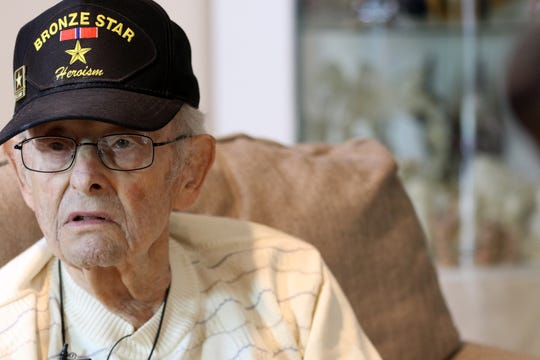 Livio Colantone, of Morristown, was a Private First Class in the US Army, during the Korean War. He is requesting a property tax refund refund from Morristown.  Last year Colantone was declared 100% which means he no longer has to pay property taxes.  However, the statement also stated his status as 100% disabled is retroactive to 2013.  Therefore, Colantone would like his hometown of Morristown to refund him for the property taxes he paid from 2013-1018.   Thursday, October 17, 2019