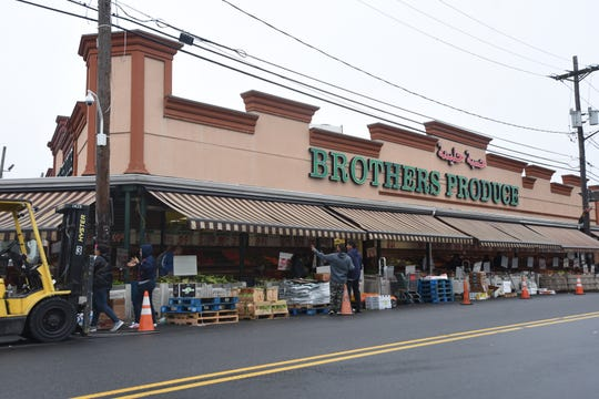 A produce market on East Railway Avenue in Paterson where a worker was diagnosed with Hepatitis A earlier this year. Brothers Produce was inspected by the city health department and remained open. However, people who purchased fruits or vegetables there between Sept. 30 and Oct. 5 were told to throw the produce away.