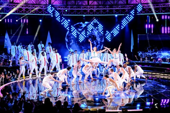 NBC's World of Dance LIVE will be at the Wellmont on Friday.