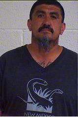 Mugshot of Sonny Gutierrez. Courtesy photo.