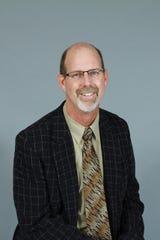 Farmington Municipal School District Board of Education President Kyle Rhodes.