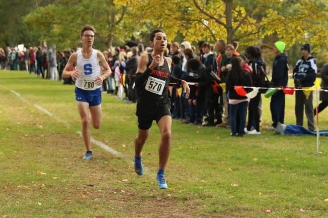 Northville finishes fourth at the KLAA championships.