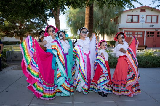 The 7th annual Run with Los Muertos 5k and Block Party will take place in Old Town Coachella on Nov. 2, 2019.