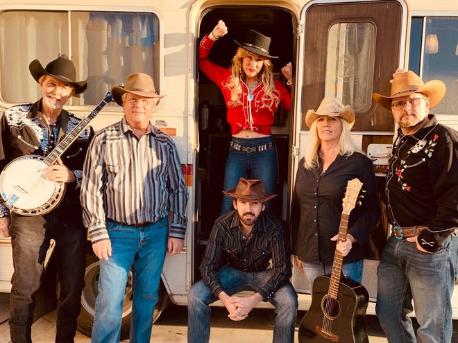 Mighty Sweet Nothings perform country music at Casuelas Cafe every Monday