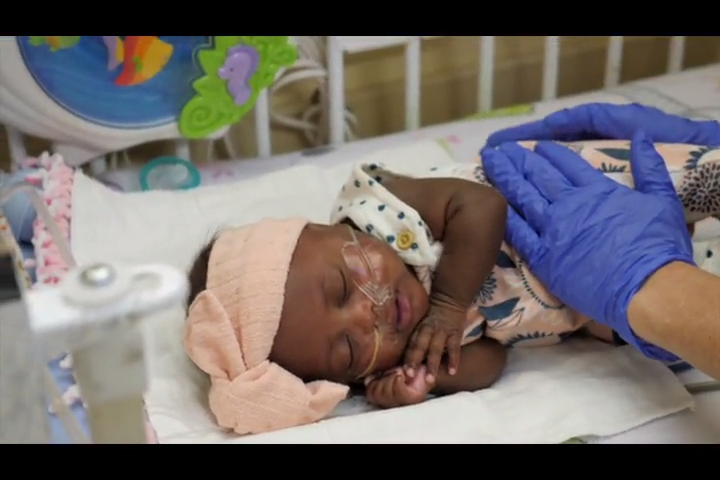 Baby born smaller than a Barbie doll ready to leave Phoenix hospital after 150 days