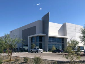 """Nike announced it will """"no longer be investing"""" in a metro Phoenix manufacturing facility because of COVID-19. The plant was supposed to employ 500."""