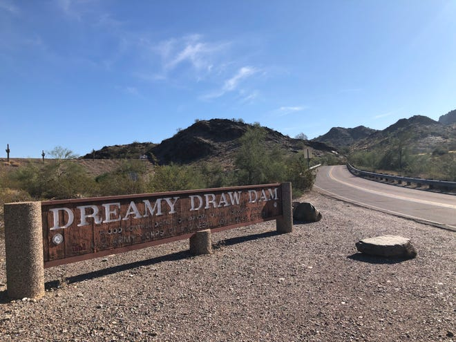 Parts of Dreamy Draw Recreation Area will be shut down temporarily in 2021 for a Phoenix water construction project.