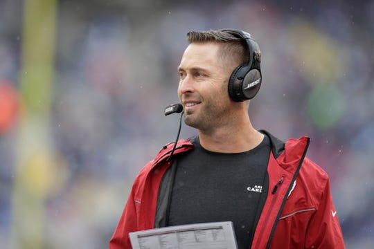 Kliff Kingsbury's Arizona Cardinals have won three straight games and continue to rise in the latest NFL power rankings.