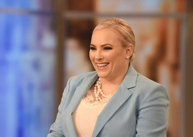 "Meghan McCain from ""The View"" on July 12, 2019."