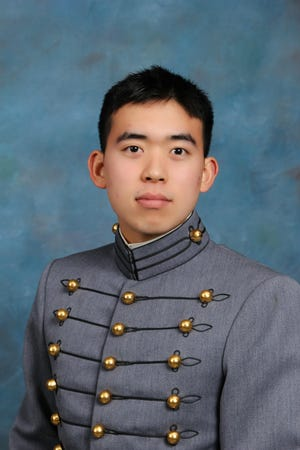 Cadet Kade Kurita. courtesy of U.S. Military Academy at West Point.