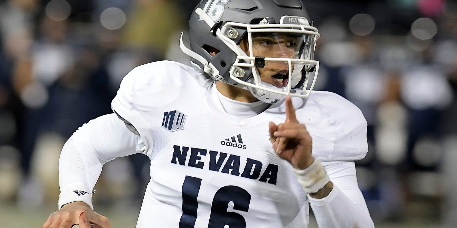 Wolf Pack Football Quarterback Malik Henry Removed But Not Suspended