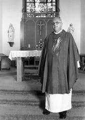 Rev. David N. Gramkee (1988 photo)