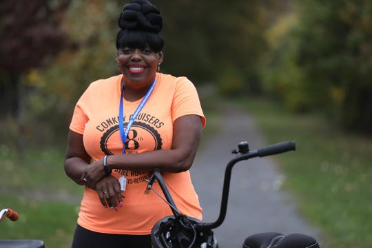 Theresa Bowick, founder of the Conkey Cruisers.