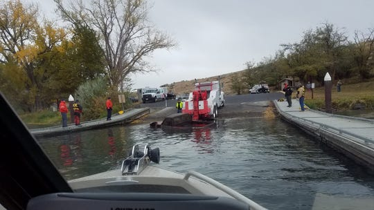 A pickup related to a missing persons case from 1993 was recovered from the Columbia River.