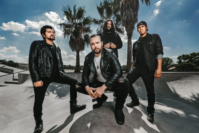 Kingdom Collapse will perform on Nov. 1 at 8 p.m. at The Deadhorse in San Angelo.