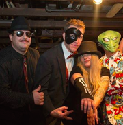 Freshly Squeezed will play The Pond in downtown Rehoboth Beach at 10 p.m., Friday, Oct. 25. It will play a costume party at Bethany Blues Lewes, located on Route 1 at Midway, at 8:30 p.m., Saturday, Oct. 26. Rehoboth celebrates its 30th annual Sea Witch Festival Oct. 25-27.