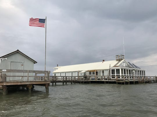 Fox Island Environmental Education Center in Chesapeake Bay will close later this year.