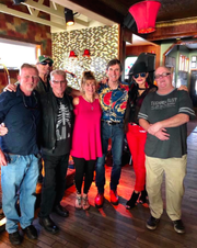 Teenage Rust & the Fabulous Rustettes will play music at the Happy Hour Halloween Party at B.J.'s On the Water in Ocean City at 5 p.m. Wednesday, Oct. 30. Admission is free.