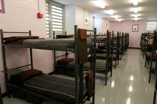 The Leon County Detention Facility's new female re-entry housing unit is designed to be a calm, safe space for female inmates to focus on their re-entry back into society.