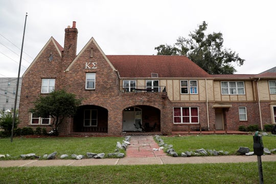 Florida State University's Kappa Sigma fraternity has been suspended pending allegations of hazing.