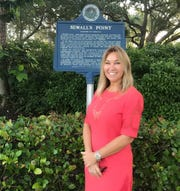 Michelle Berger, town manager of Sewall's Point
