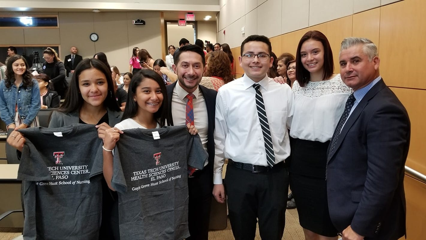 Hunt School of Nursing early-admission program expands to fourth El Paso area high school
