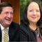 Ramapo supervisor candidates in 2019: Michael Specht and Deborah Munitz