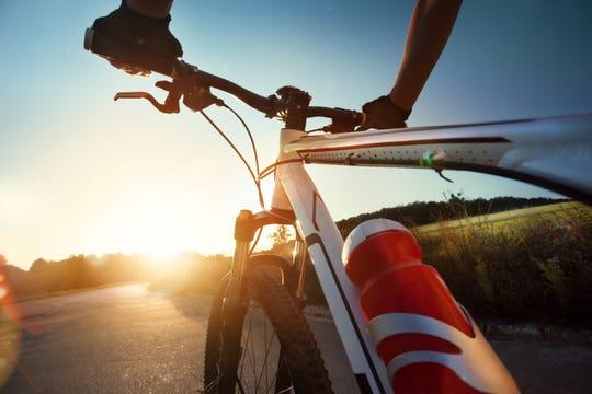Getty Images Mountain Bike Field Adventure